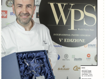 World Pastry Star à Milan